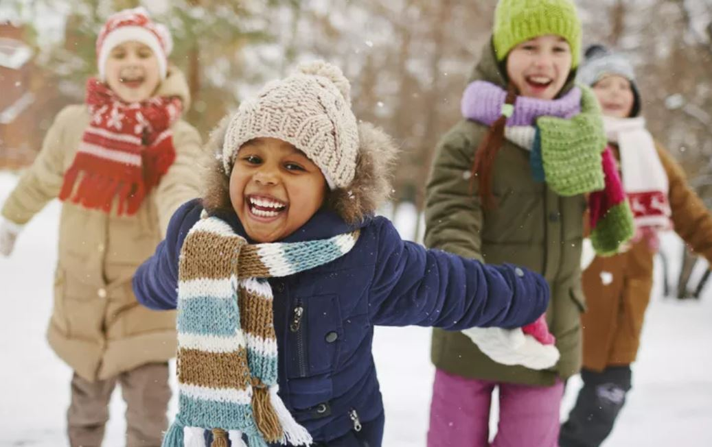 Keep Your Children Winter Healthy